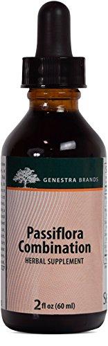 Genestra Brands - Passiflora Combination - Passionflower, Hops, Skullcap, American Basswood and St. John's Wort - 2 fl oz (60 ml) by Genestra Brands (Image #4)
