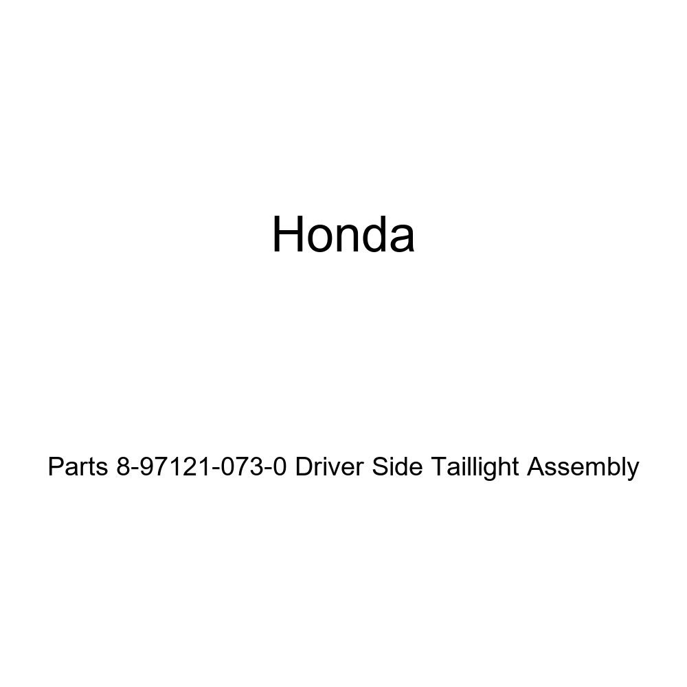 Genuine Honda Parts 8-97121-073-0 Driver Side Taillight Assembly