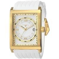 Swiss Legend Men's 40012-YG-02-WHT Limousine Analog Display Swiss Quartz White Watch