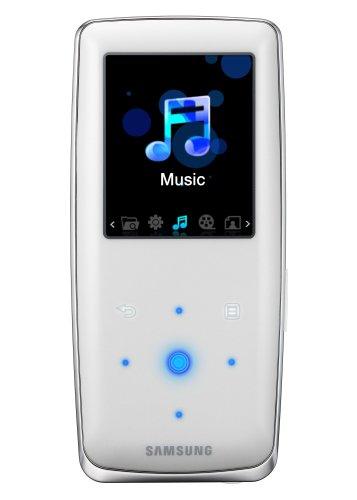 Samsung S3 4 GB Slim Portable Media Player (White)