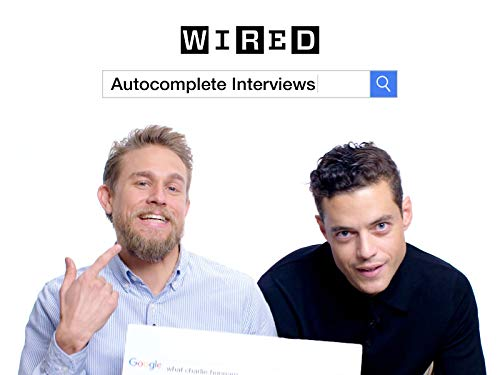 Rami Malek & Charlie Hunnam Answer the Web's Most Searched Questions ()