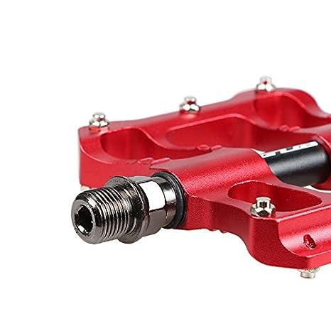 gub gc-060 Pedal Inyección cuerpo de aleación de magnesio, CR-MO CNC mecanizado 9/16