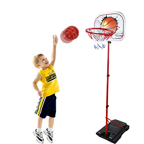 HANMUN Basketball Hoop for