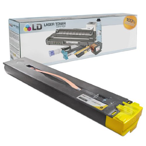 - LD Compatible Toner Cartridge Replacement for Xerox 6R1220 (Yellow)