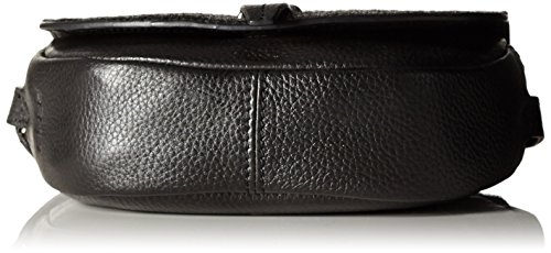 BREE Collection Bandolera Fantastic Negro - Schwarz (black/fur 909)