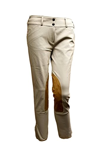 Tailored Sportsman Trophy Hunter Low Rise Breeches Front Zip Tan (26R) ()