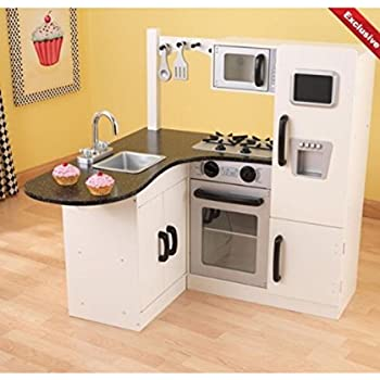 Kidkraft Chefu0027s Corner Play Kitchen 53278