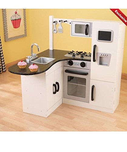 (Kidkraft Chef's Corner Play Kitchen 53278)
