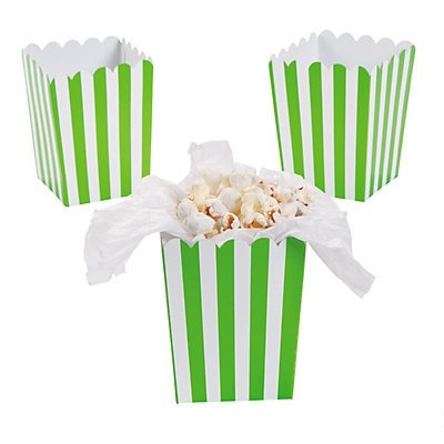 lime green popcorn - 6