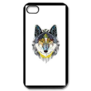 IPhone 4,4S Phone Case for Abstract Cartoons Colorful pattern design GQ1036950
