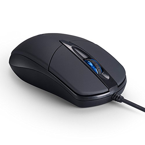 Price comparison product image Boofab 3 Button1200 DPI USB Wired Silent Optical Gaming Mice Mouses For PC Laptop