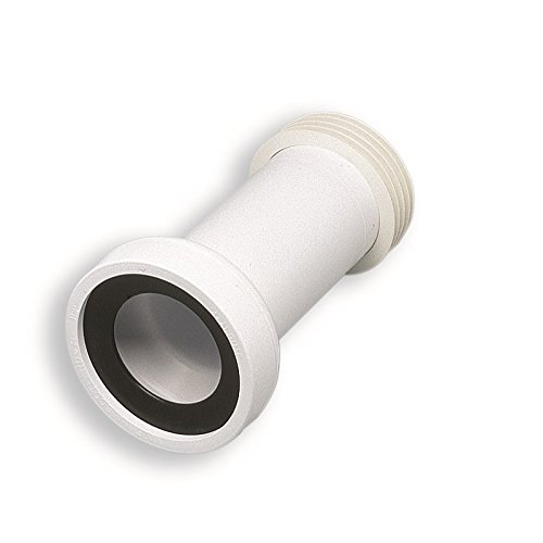 acquastilla 111283/Manguito Inodoro para tuber/ías horizontales