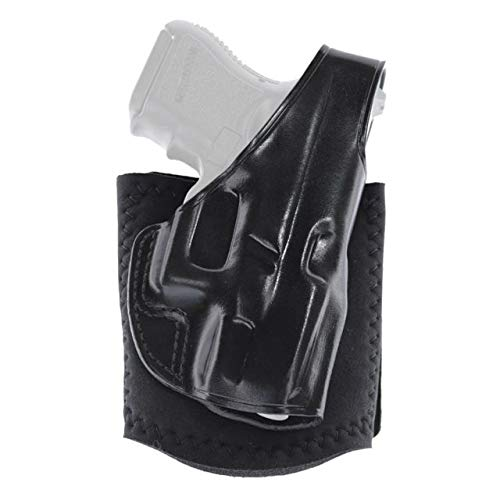 Ankle Glove Holster - Galco Ankle Glove Ankle Holster,Black,Right Hand,Sig P238