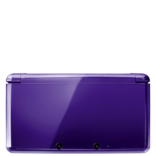 Nintendo 3DS Midnight Purple - Nintendo 3DS by Nintendo (Image #2)