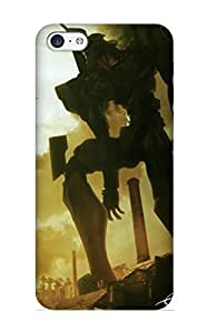 meilinF000High Quality Brendapritchard Anime Neon Genesis Evangelion Evangelion Skin Case Cover Specially Designed For Iphone - 5cmeilinF000