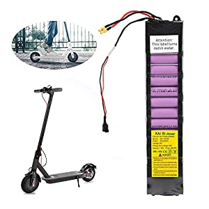 Keenso Battery Pack, 36V 7800mah Intellligent Scooter Battery Pack per Xiaomi M365 Scooter Elettrico con Batteria al Litio 7 spesavip