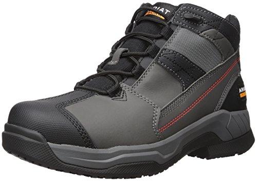 Ariat Men's Contender Work Boot, Graphite, 11 D US