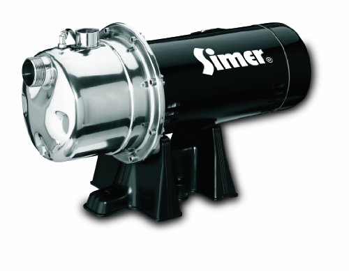 Flotec Simer 4807S 3/4 HP Shallow Well Jet Pump