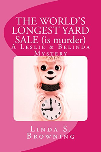 The World's Longest Yard Sale by Linda S. Browning ebook deal