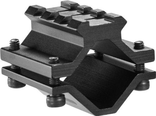 BARSKA Single Shotgun Barrel Mount Single Rail 3 Sections (Shotgun Pump Strap)