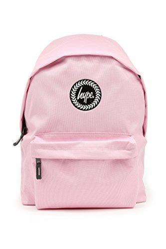 Hype Man Backpack Plate, Black Pink Pastel