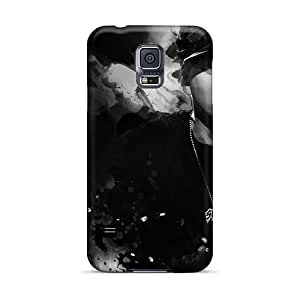 NataliaKrause Samsung Galaxy S5 Shock-Absorbing Hard Phone Cases Unique Design Fashion Fall Out Boy Band FOB Series [gtz1506NwXy]