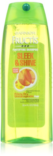 UPC 603084267545, Garnier Sleek and Shine Shampoo, 25.4 Fl Oz