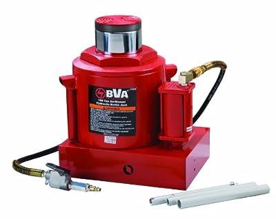 BVA Hydraulics J18992 100 Ton Air/Manual Bottle Jack