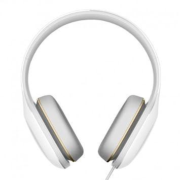 8ed46fc2f0b Xiaomi Mi Headphone - Comfortable Design, On-Cord Mic: Amazon.co.uk:  Electronics
