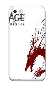 Elliot D. Stewart's Shop New Style Case Cover Protector Specially Made For Iphone 5/5s Dragon Age Origins Game 9108629K28736614