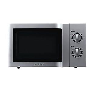 daewoo kor6l65sl manual microwave oven 20 l 800 w. Black Bedroom Furniture Sets. Home Design Ideas