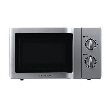 daewoo kor6l65sl manual microwave oven 20 l 800 w silver amazon rh amazon co uk daewoo microwave instruction manual daewoo dc microwave oven manual