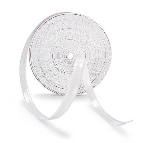 Roof Insert Trim - Camco 25262 Vinyl Trim Insert (3/4