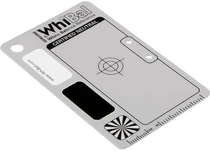 Amazon.com: WhiBal G7 White Balance - Tarjeta de bolsillo ...