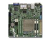 Supermicro A1SRI-2358F-O Intel Atom C2358/ DDR3/ SATA3&USB3.0/ V&4GbE/ Mini-ITX Motherboard & CPU Combo
