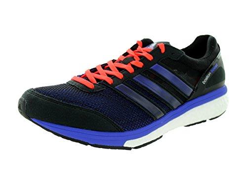 Adidas Prestanda Mens Adizero Boston Boost 5 M Löparskor Kärna Svart