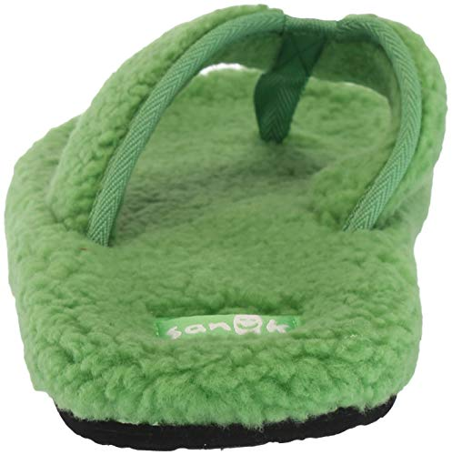 Classic Sanuk1094618 Furreal Chill Green Sanuk Herren ZnRZgqxw4