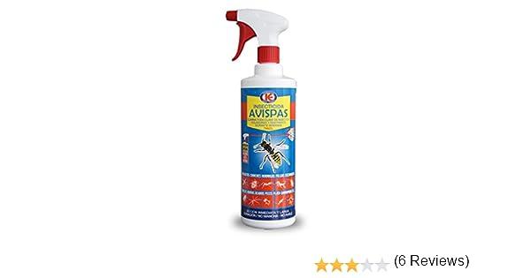 TANZIL 1L - Insecticida contra avispas y toda clase de insectos voladores y rastreros: Amazon.es: Bricolaje y herramientas