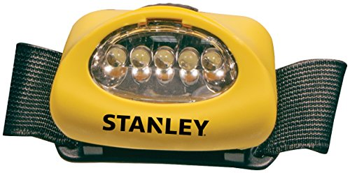 STANLEY HL2PKS 5 LED Alkaline Headlamp
