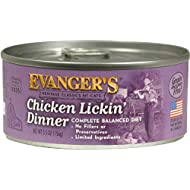 Evangers Chicken Lickin' Dinner - 24x5.5 oz