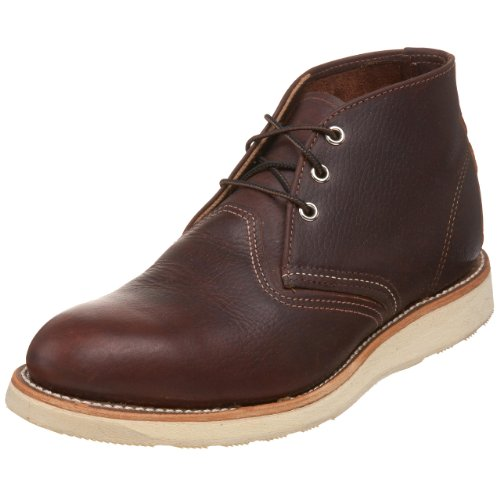Red Wing Men's Heritage Work Chukka Boot
