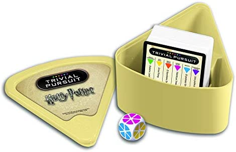 Winning Moves- Trivial Bite Harry Potter, Multicolor, Talla Única ...