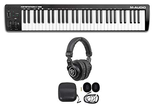 M-Audio Keystation 61 III 61-Key USB MIDI Keyboard for sale  Delivered anywhere in USA