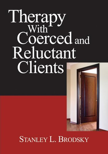 Therapy with Coerced and Reluctant Clients pdf epub