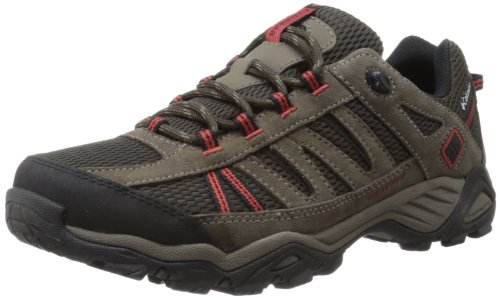 Columbia Men S North Plains Waterproof Wide Trail Shoe