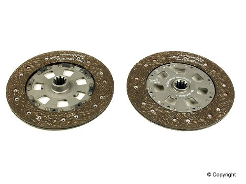 Sachs 1864098132 Clutch Friction ()