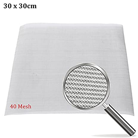 Amazon.com: 40 Mesh Filter Water Oil Industrial Filtration Woven ...