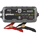 NOCO Boost Sport GB20 400 Amp 12-Volt UltraSafe Portable Lithium Car Battery Jump Starter Pack For Up To 4-Liter Gasoline Engines