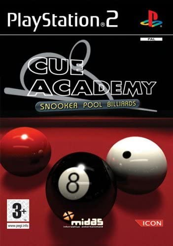 Cue Academy: Snooker, Pool, Billiards (PS2) by Midas Interactive ...
