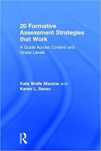 Formative Assessment Strategies That Work A Guide Across Content